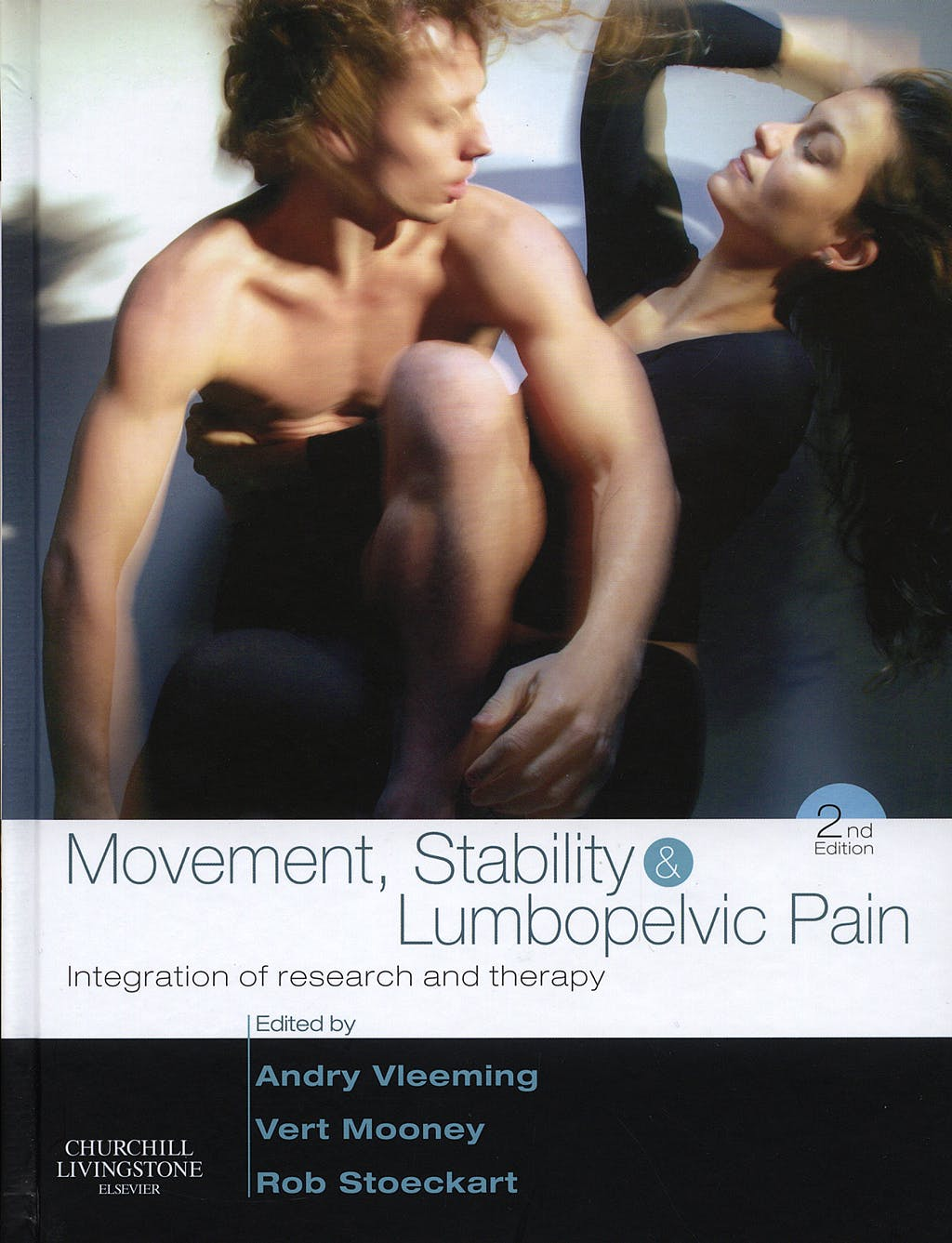 Portada del libro 9780443101786 Movement, Stability and Lumbopelvic Pain