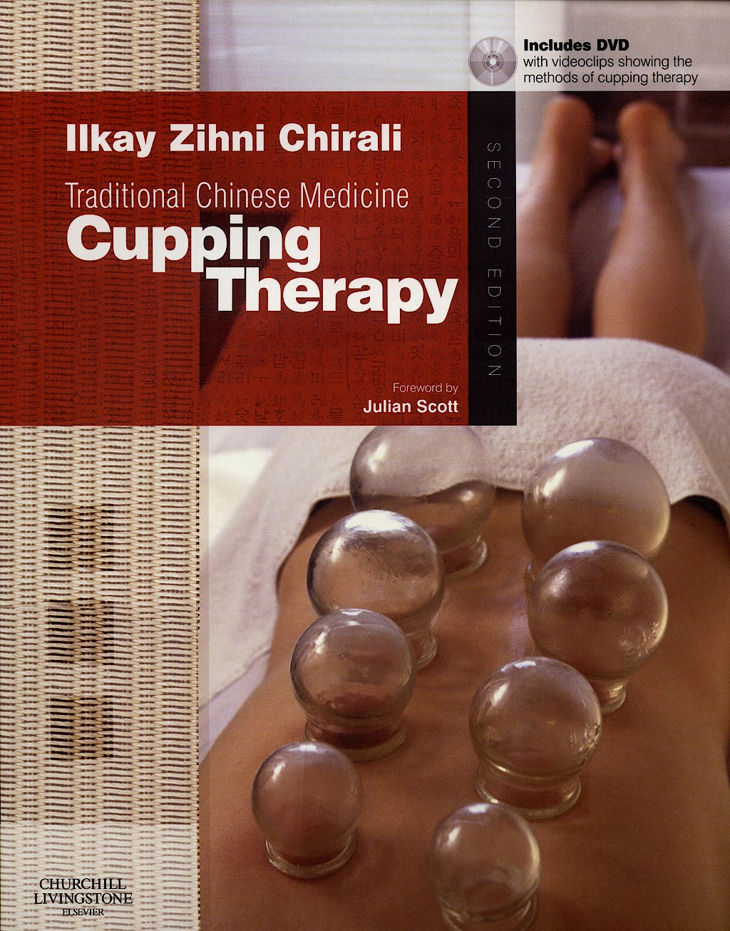 Portada del libro 9780443102660 Traditional Chinese Medicine. Cupping Therapy + Dvd