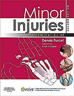 Portada del libro 9780443103117 Minor Injuries. a Clinical Guide