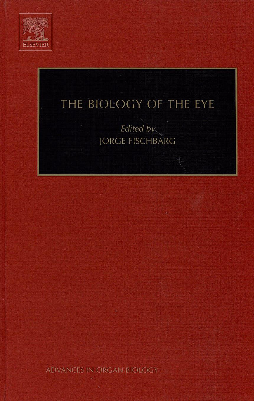 Portada del libro 9780444509253 The Biology of the Eye