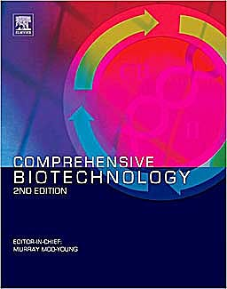 Portada del libro 9780444533524 Comprehensive Biotechnology