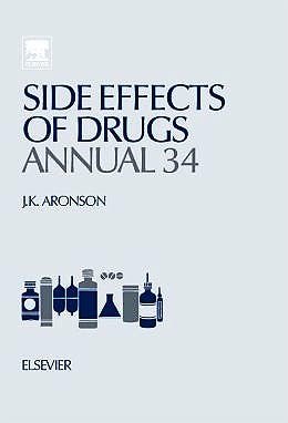 Portada del libro 9780444594990 Side Effects of Drugs Annual 34