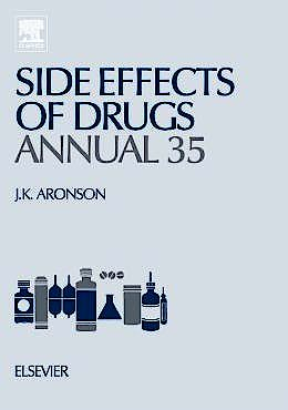 Portada del libro 9780444626356 Side Effects of Drugs Annual 35