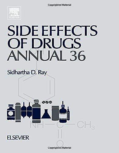 Portada del libro 9780444634078 Side Effects of Drugs Annual 36