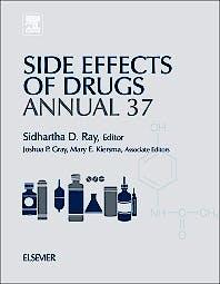 Portada del libro 9780444635259 Side Effects of Drugs Annual 37