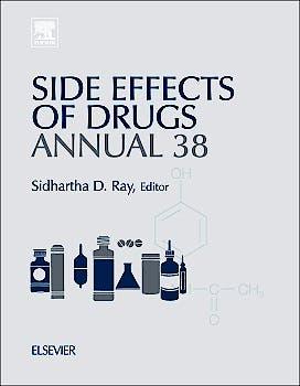 Portada del libro 9780444637185 Side Effects of Drugs Annual 38