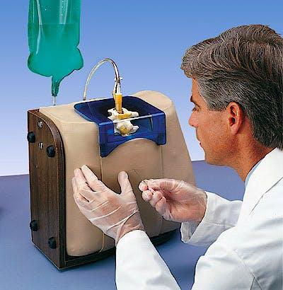 Modelo de Inyeccion Espinal