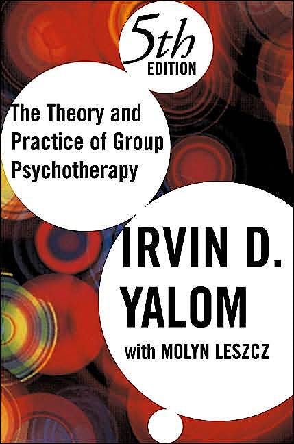 Portada del libro 9780465092840 Theory and Practice of Group Psychotherapy