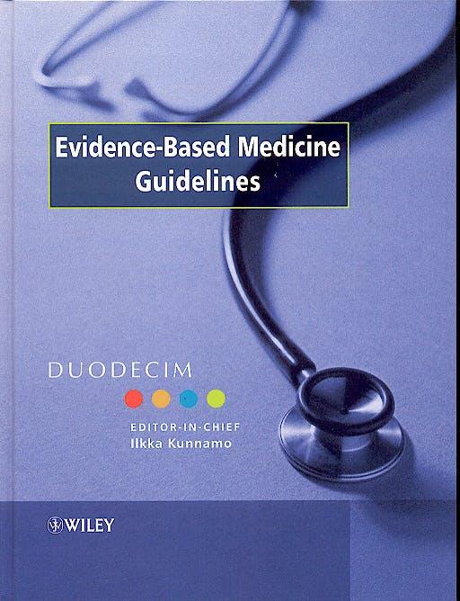Portada del libro 9780470011843 Evidence-Based Medicine Guidelines