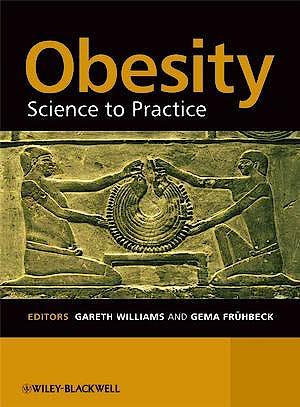 Portada del libro 9780470019115 Obesity: Science to Practice