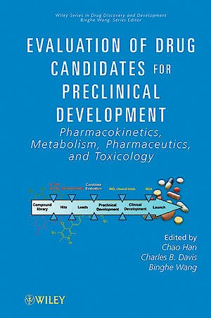 Portada del libro 9780470044919 Evaluation of Drug Candidates for Preclinical Development. Pharmacokinetics, Metabolism, Pharmaceutics, and Toxicology