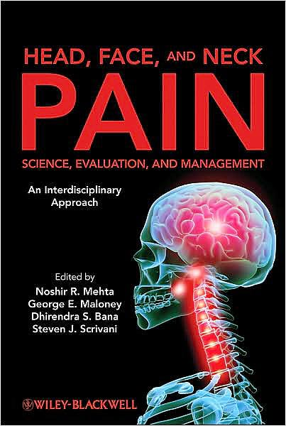 Portada del libro 9780470049952 Head, Face, and Neck Pain. Science, Evaluation, and Management. an Interdisciplinary Approach