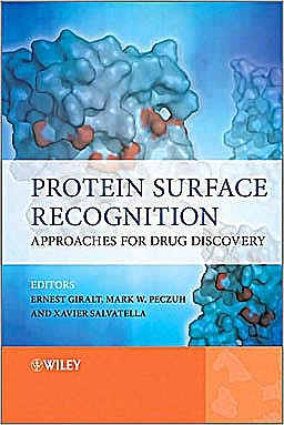 Portada del libro 9780470059050 Protein Surface Recognition: Approaches for Drug Discovery