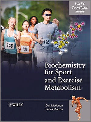 Portada del libro 9780470091845 Biochemistry for Sport and Exercise Metabolism