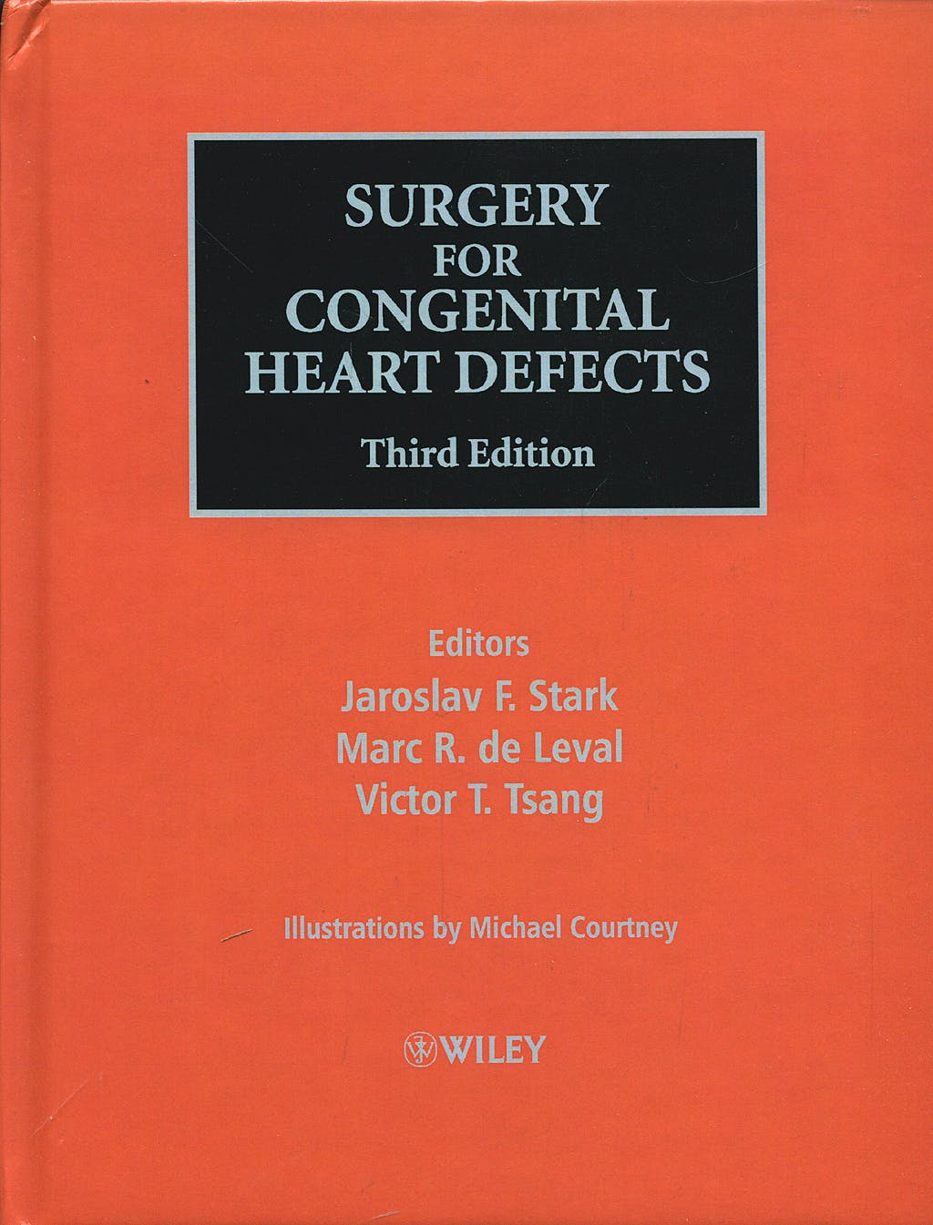 Portada del libro 9780470093160 Surgery for Congenital Heart Defects