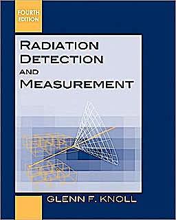 Portada del libro 9780470131480 Radiation Detection and Measurement