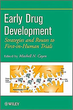 Portada del libro 9780470170861 Early Drug Development. Strategies and Routes to First-in-Human Trials