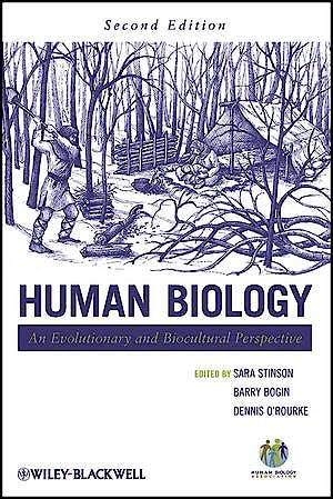 Portada del libro 9780470179642 Human Biology. an Evolutionary and Biocultural Perspective