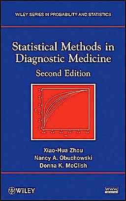 Portada del libro 9780470183144 Statistical Methods in Diagnostic Medicine