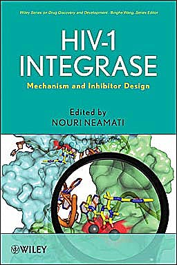Portada del libro 9780470184745 Hiv-1 Integrase. Mechanism and Inhibitor Design
