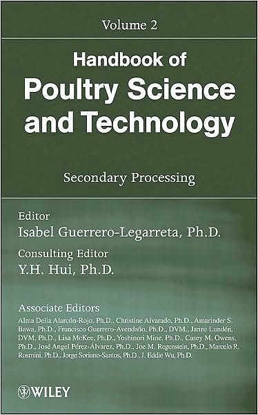 Portada del libro 9780470185377 Handbook of Poultry Science and Technology, 2 Volume Set