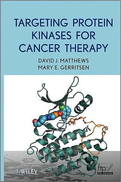Portada del libro 9780470229651 Targeting Protein Kinases for Cancer Therapy