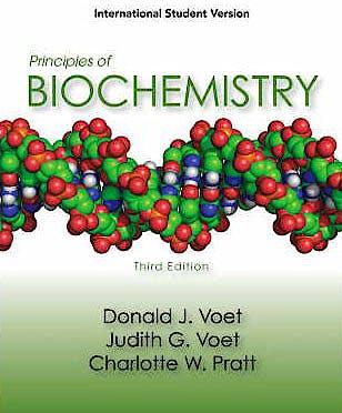 Portada del libro 9780470233962 Principles of Biochemistry (International Student Version)