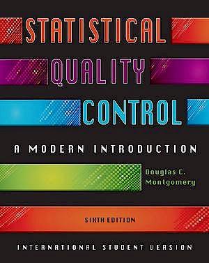 Portada del libro 9780470233979 Statistical Quality Control. A Modern Introduction (International Student Version)