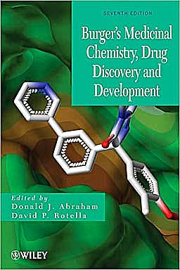 Portada del libro 9780470278154 Burger's Medicinal Chemistry, Drug Discovery and Development,  8 Volume Set