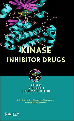 Portada del libro 9780470278291 Kinase Inhibitor Drugs