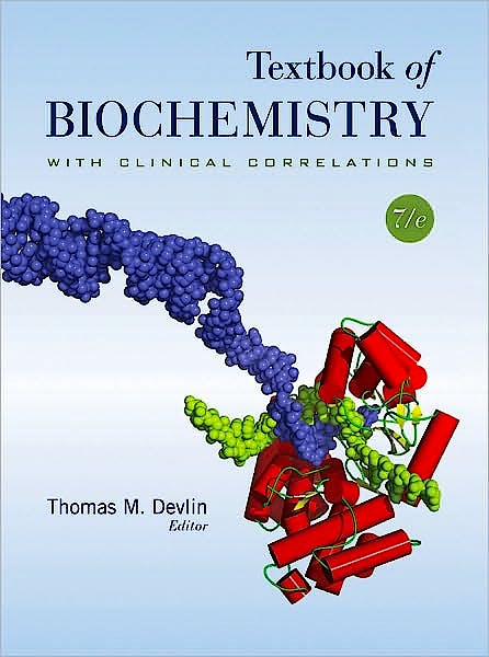 Portada del libro 9780470281734 Textbook of Biochemistry with Clinical Correlations