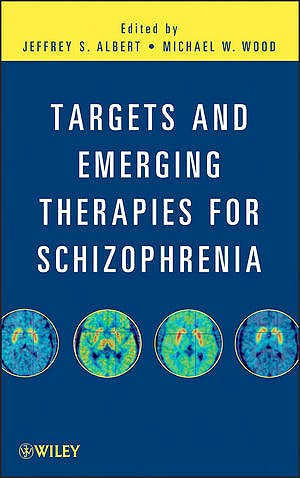 Portada del libro 9780470322826 Targets and Emerging Therapies for Schizophrenia