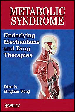 Portada del libro 9780470343425 Metabolic Syndrome. Underlying Mechanisms and Drug Therapies