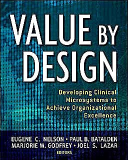 Portada del libro 9780470385340 Value by Design: Developing Clinical Microsystems to Achieve Organizational Excellence