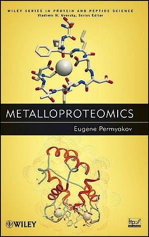 Portada del libro 9780470392485 Metalloproteomics