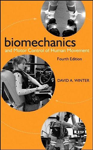 Portada del libro 9780470398180 Biomechanics and Motor Control of Human Movement