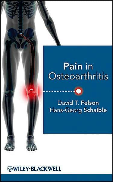 Portada del libro 9780470403884 Pain in Osteoarthritis