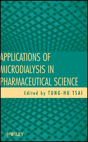 Portada del libro 9780470409282 Applications of Microdialysis in Pharmaceutical Science