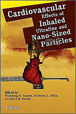 Portada del libro 9780470433539 Cardiovascular Effects of Inhaled Ultrafine and Nano-Sized Particles