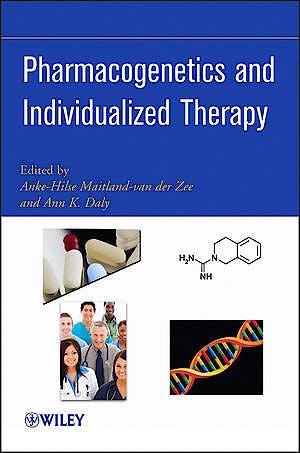 Portada del libro 9780470433546 Pharmacogenetics and Individualized Therapy