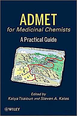 Portada del libro 9780470484074 Admet for Medicinal Chemists. a Practical Guide
