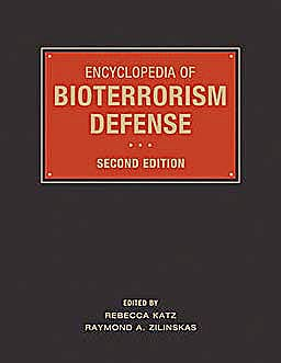 Portada del libro 9780470508930 Encyclopedia of Bioterrorism Defense