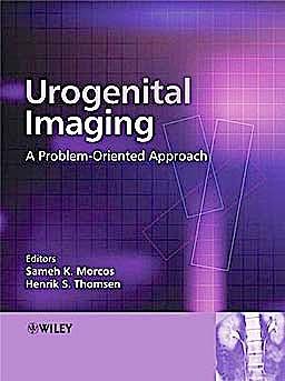 Portada del libro 9780470510896 Urogenital Imaging. a Problem-Oriented Approach