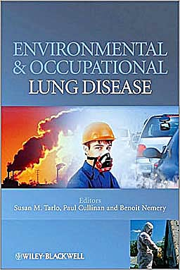 Portada del libro 9780470515945 Occupational and Environmental Lung Diseases. Diseases from Work, Home, Outdoor and Other Exposures