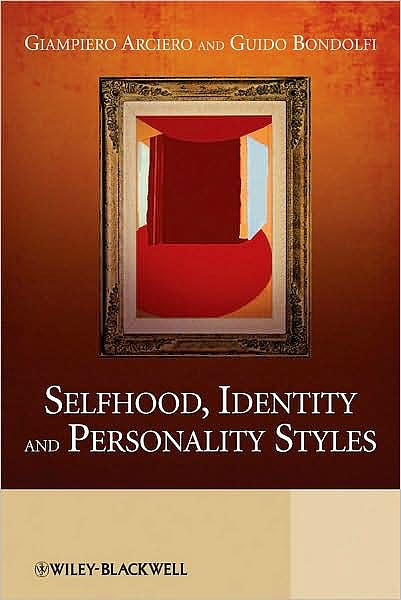 Portada del libro 9780470517192 Selfhood, Identity and Personality Styles