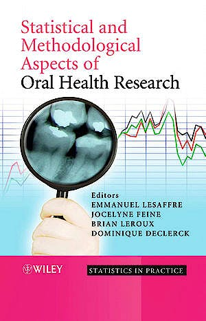 Portada del libro 9780470517925 Statistical and Methodological Aspects of Oral Health Research