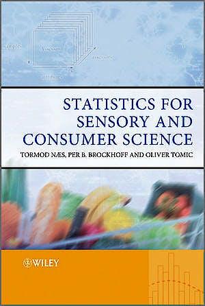 Portada del libro 9780470518212 Statistics for Sensory and Consumer Science
