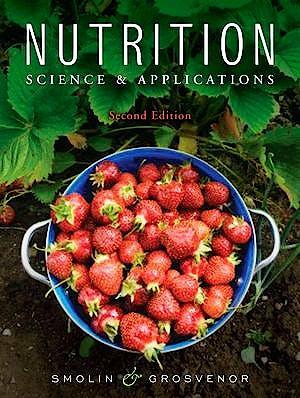 Portada del libro 9780470524749 Nutrition. Science and Applications