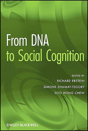 Portada del libro 9780470543962 From Dna to Social Cognition