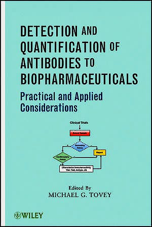 Portada del libro 9780470566664 Detection and Quantification of Antibodies to Biopharmaceuticals: Practical and Applied Considerations